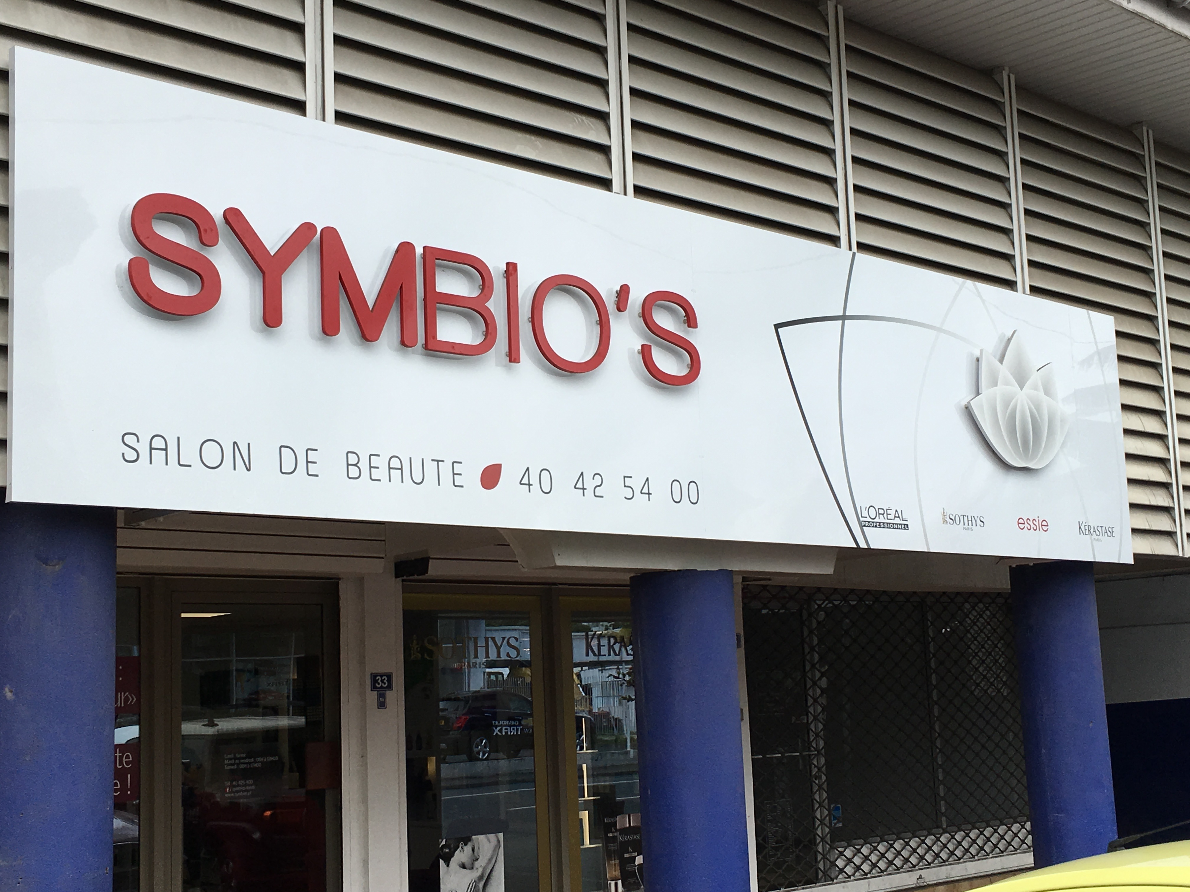 Symbio's