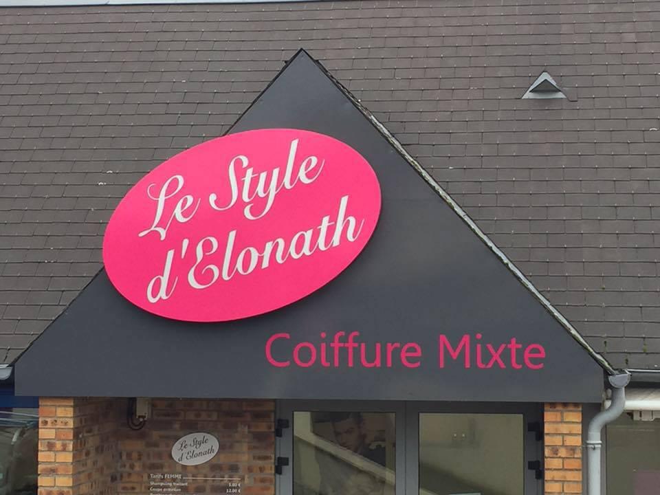 Le style d 39 elonath saint hilaire petitville avis for Salon de coiffure st hilaire