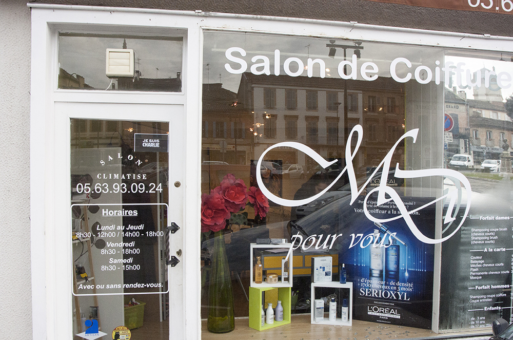 Md coiffure caussade avis tarifs horaires t l phone for Avis salon de coiffure