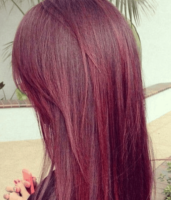 Bien connu Coloration rouge : 22 photos absolument sublimes ! - Trend Zone XN69