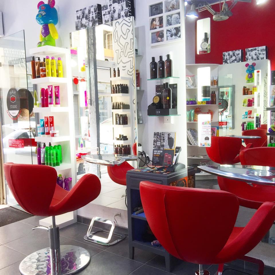Hair pop studio